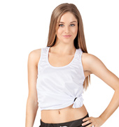 Adult Sporty Mesh Racerback Tank Top