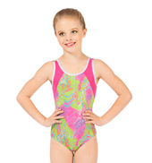 Child Future Star High Voltage Tank Leotard