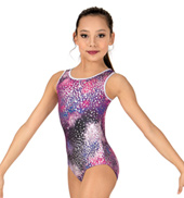 Girls Diamonds in the Sky Tank Leotard