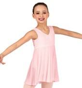 Girls Tank Ballet Dress