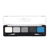 5 Color Makeup Palette