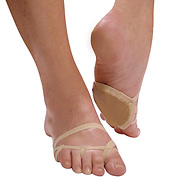 Adult Half Sole Foot Thong