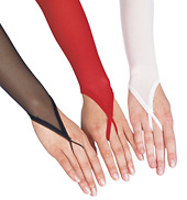 Long Mesh Gloves
