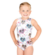 Child Gymnastic Sublimated Tank Leotard