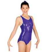 Child Gymnastic Star Leotard
