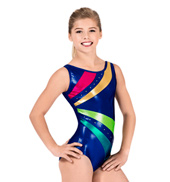 Child Mystique Gymnastic Tank Leotard