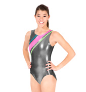 Adult Mystique Strappy Back Gymnastic Tank Leotard