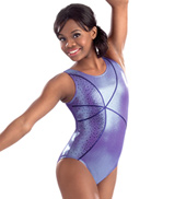 Adult Lavender Ice Tank Leotard