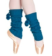 Pompon Legwarmers