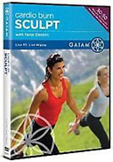 Cardio Burn Sculpt DVD