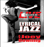 Broadway Dance Center: Lyrical Jazz DVD
