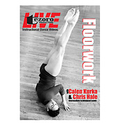 Broadway Dance Center: Floorwork DVD