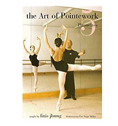 Art of Pointework Level 5: Finis Jhung Ballet Technique DVD