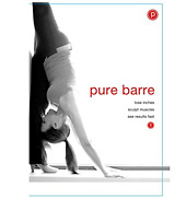 Pure Barre: Ballet, Dance and Pilates Fusion DVD