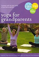 Yoga for Grandparents: Fun Gentle Practices DVD