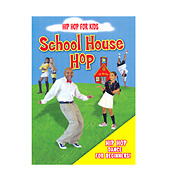 Hip-Hop For Kids: School House Hop DVD