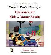 Classical Pilates Kids & Young Adults DVD