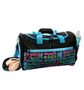 Expressions Dance Duffle Bag