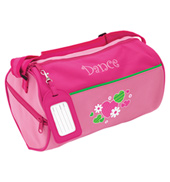 Hearts n Flowers Dance Duffle