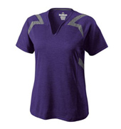 Ladies Fusion Short Sleeve Shirt