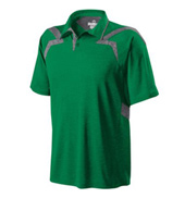 Adult Fusion Short Sleeve Polo Shirt