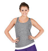Junior Racerback Pep Tank Top