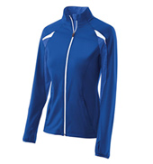 Ladies Zip Front Jacket