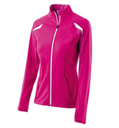 Girls Zip Front Jacket
