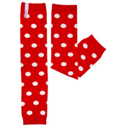 Poppet Spots 13 Child Legwarmer