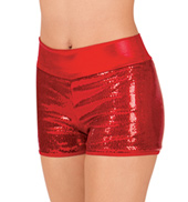 Adult Sequin Shorts