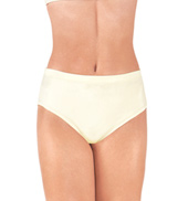 Adult Jazz Cut Dance Briefs