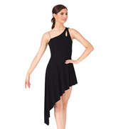 Adult Asymmetrical Tank Dress