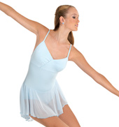 Adult Camisole Wrap Front Ballet Dress