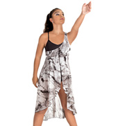 Girls Tie-Dye Tank Lyrical Dress