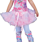 Child Pink Petticoat Tutu