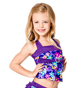 Child Flower Power Tank Top