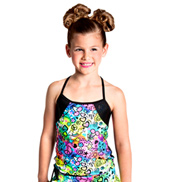 Girls Printed Camisole Top