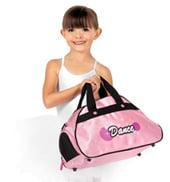 Girls Ballerina Dance Bag