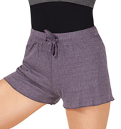 Klea Knit Warm Up Shorts