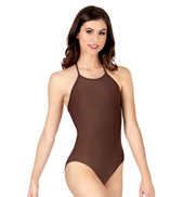 Adult Basic Halter Leotard