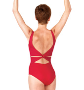 Adult Kirska Twist Back Tank Leotard