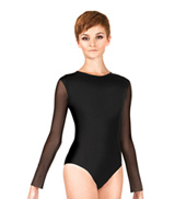 Adult Gia Long Sleeve Leotard