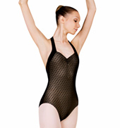 Adult Afina Halter Leotard