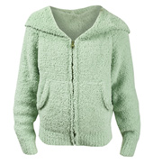 Child Zip Up Hooded Sweater