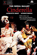Cinderella - Royal Ballet DVD