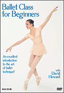 Ballet Class for Beginners DVD
