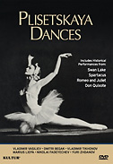 Plisetskaya Dances DVD