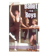 Ballet For Boys With Richard Glasstone DVD