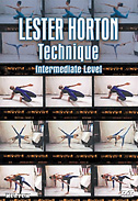 Lester Horton Technique - Intermediate Level DVD