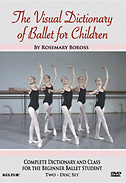 Visual Dictionary Ballet For Children DVD